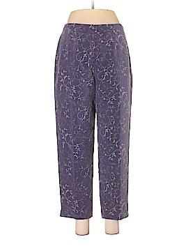 Josephine Chaus Silk Pants Size 6