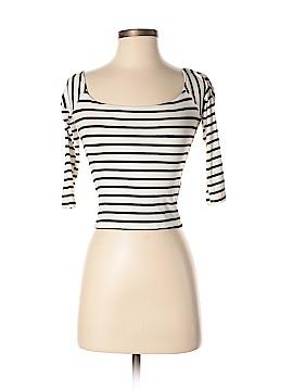 Honey Punch Long Sleeve T-Shirt Size S