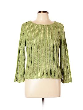 Susan Bristol Pullover Sweater Size L