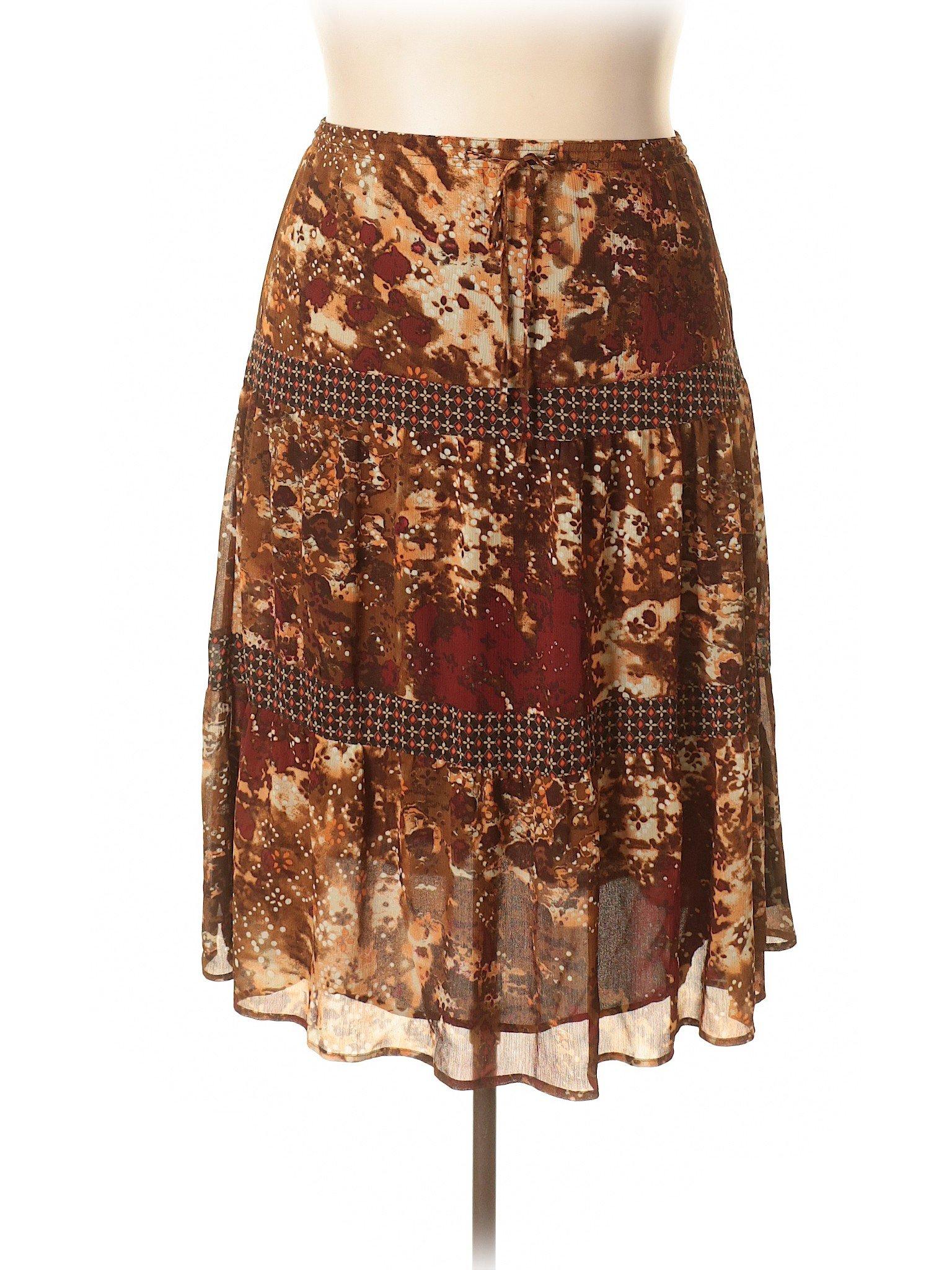 Sam Boutique Hilu's Casual Skirt Classic leisure CSSFnw8B5