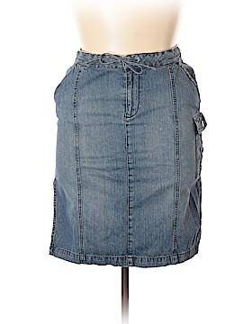 London Jean Denim Skirt Size 10