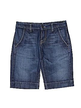 David Kahn Denim Shorts 25 Waist