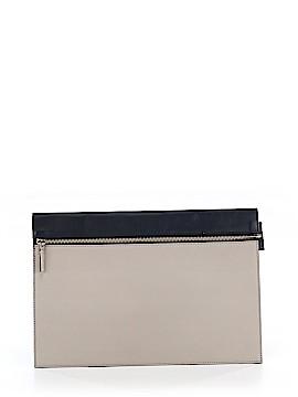 Victoria Beckham Leather Clutch One Size