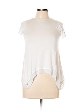 Patrizia Pepe Short Sleeve T-Shirt Size L
