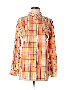 Sundance Long Sleeve Button-Down Shirt Size M