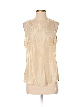 Everlane Sleeveless Silk Top Size S
