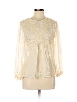 April Cornell Long Sleeve Blouse Size XS