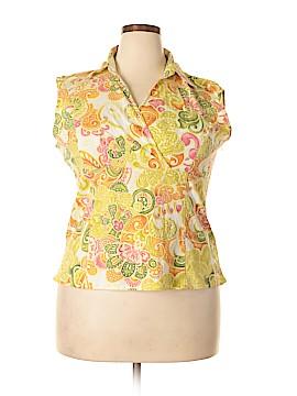 Capri Short Sleeve Top Size XL