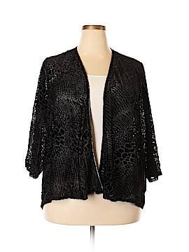 Jaclyn Smith Cardigan Size 1X (Plus)
