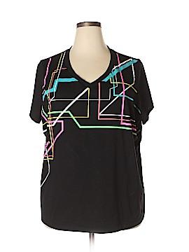 Xersion Short Sleeve T-Shirt Size 3X (Plus)