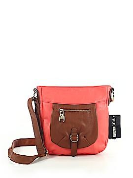 Steve Madden Leather Crossbody Bag One Size