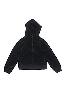 Ralph Lauren Zip Up Hoodie Size 6