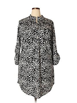 Xtaren Casual Dress Size 3X (Plus)