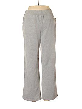 Sag Harbor Sweatpants Size XL (Petite)