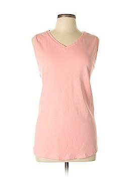 Isaac Mizrahi Sleeveless T-Shirt Size XL