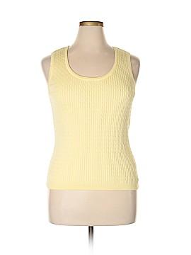 Josephine Chaus Sleeveless T-Shirt Size XL