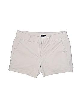 Ann Taylor Factory Khaki Shorts Size 8