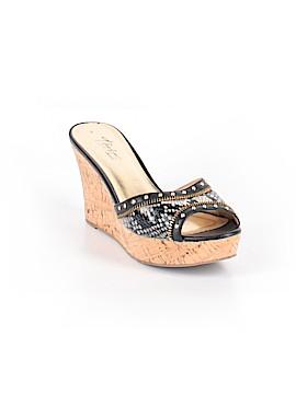 Thalia Sodi Wedges Size 7