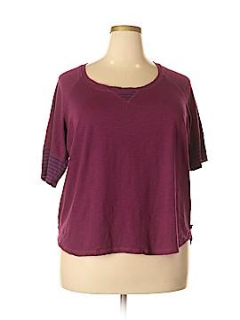 Tommy Hilfiger 3/4 Sleeve T-Shirt Size 2X (Plus)
