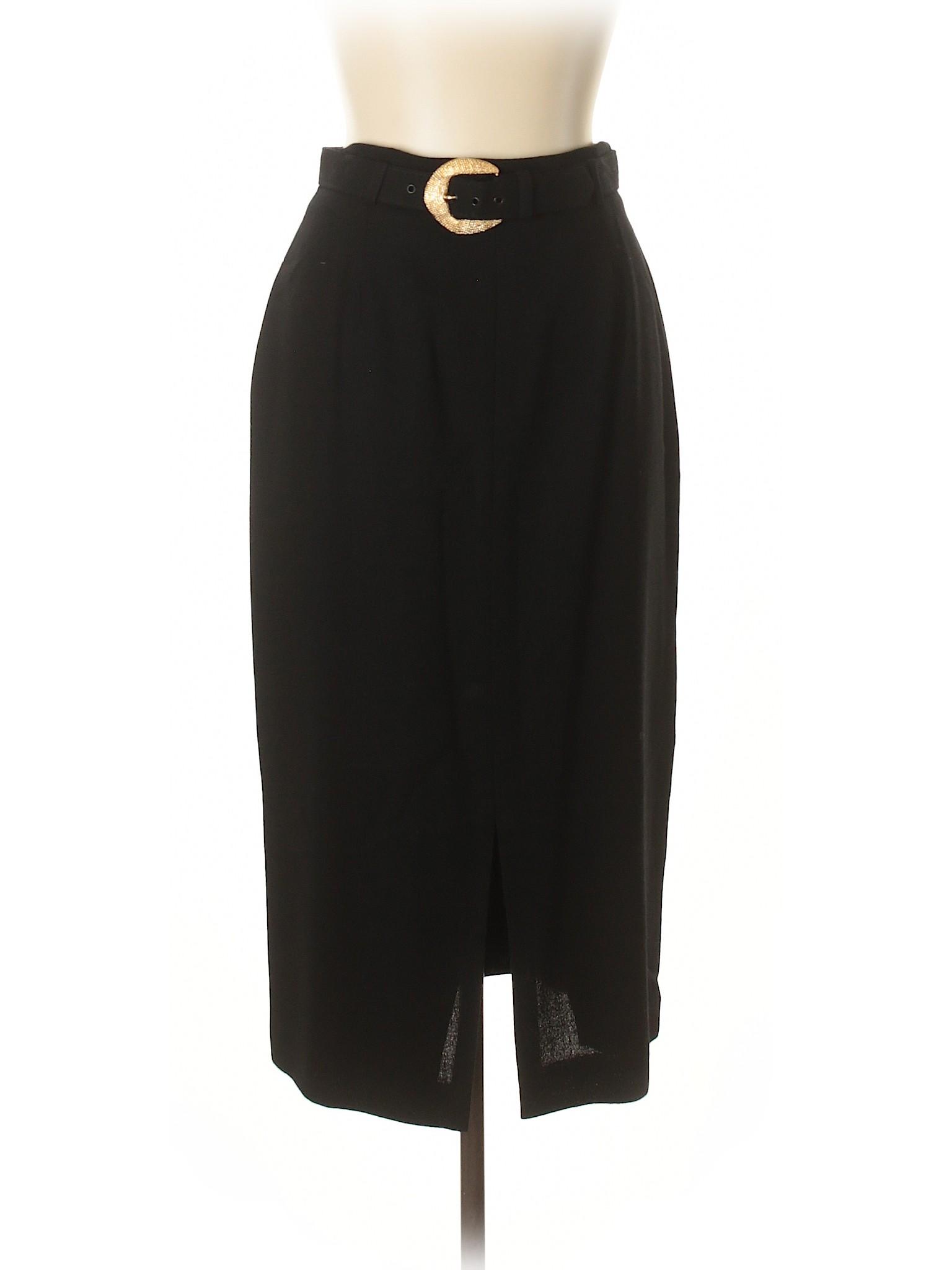 Skirt leisure Evan Picone Wool Boutique SHqIxP8I