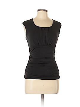 Alfani Sleeveless Silk Top Size S (Petite)