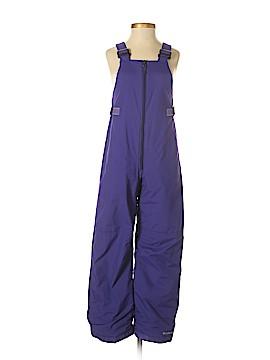 Columbia Snow Pants With Bib Size M (Kids)