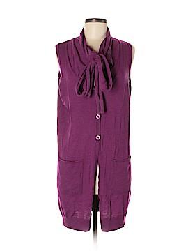 Tarnish Wool Cardigan Size Med/larg