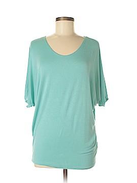 Lyss Loo Short Sleeve Top Size M