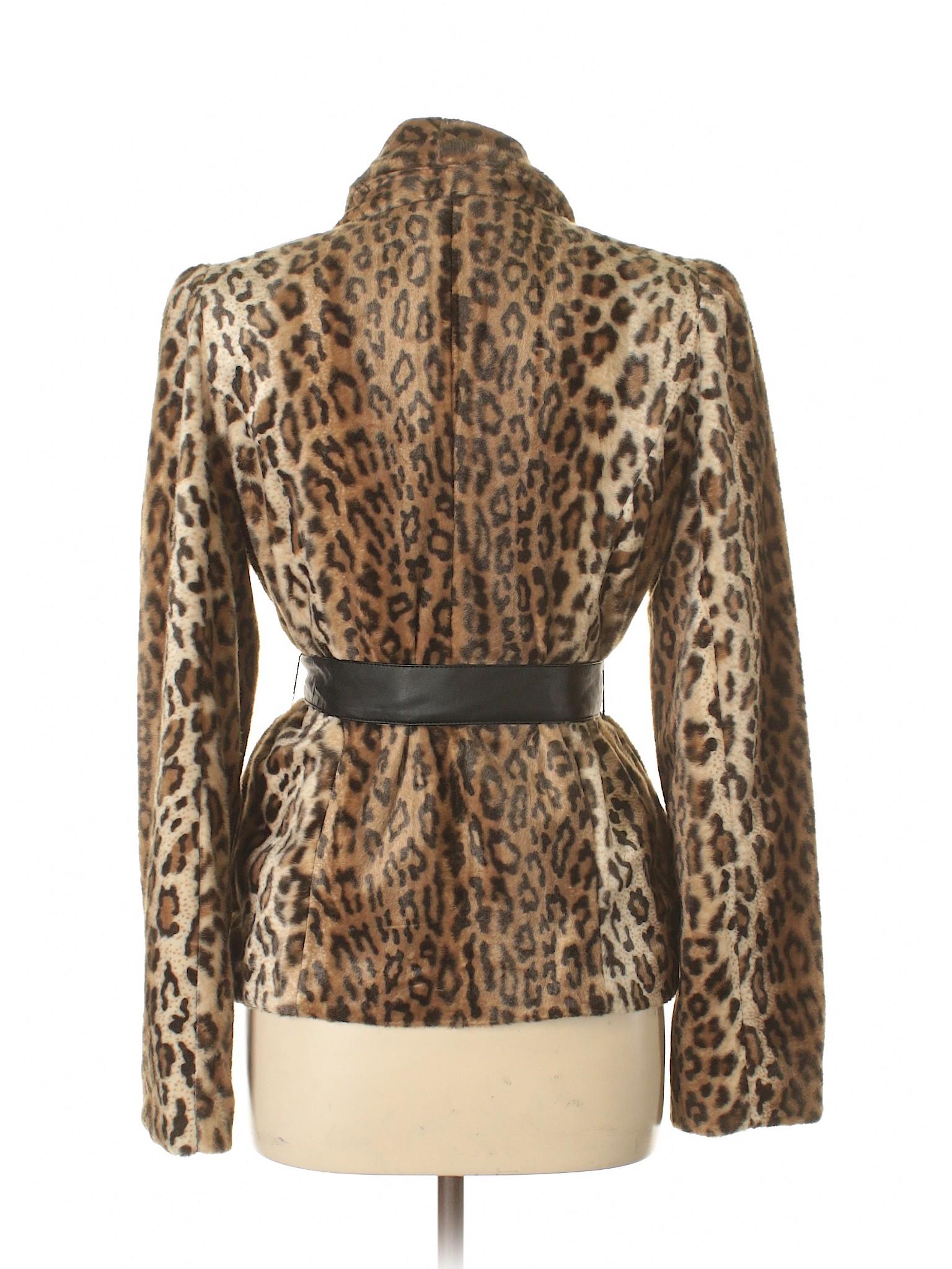 Boutique Concepts International Jacket Leather INC Faux CrqCWEvcw