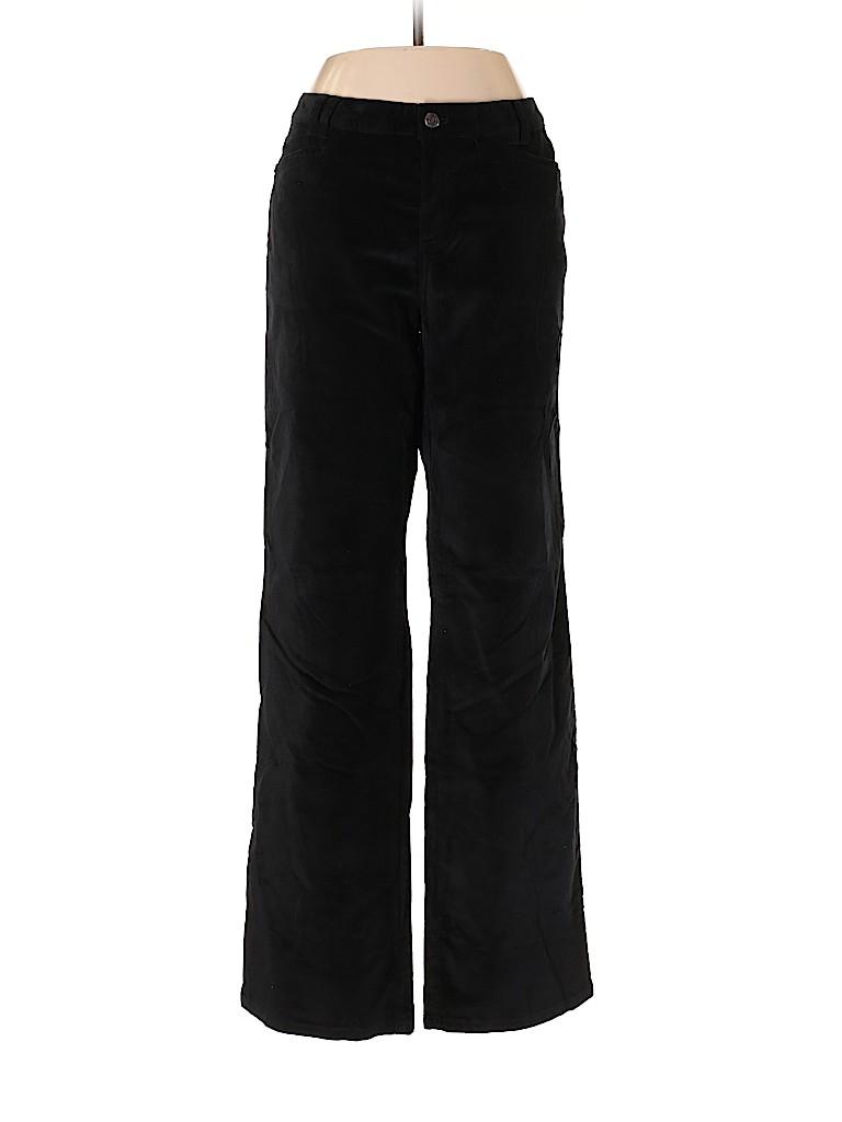 IZOD Women Velour Pants Size 10
