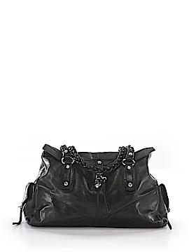 Francesco Biasia Leather Satchel One Size