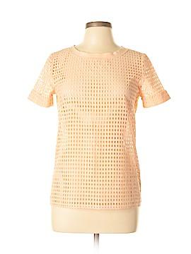 Johnston & Murphy Short Sleeve Blouse Size S