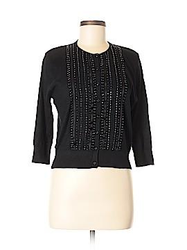 J. McLaughlin Silk Cardigan Size XL