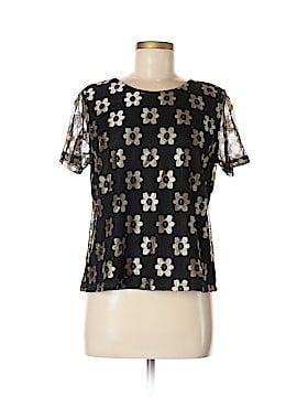 Sugarhill Boutique Short Sleeve Blouse Size 8
