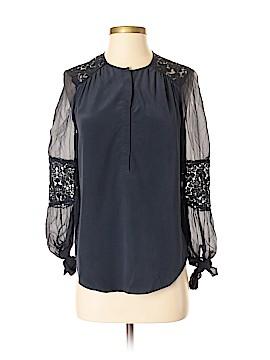 Rebecca Minkoff Long Sleeve Blouse Size 0