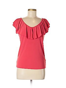 American Living Short Sleeve Blouse Size M
