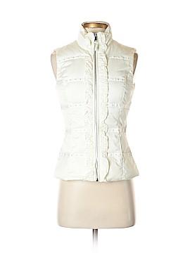 White House Black Market Vest Size XXS