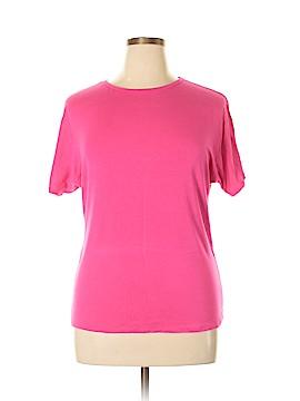 IMAN Short Sleeve T-Shirt Size XL