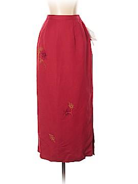 Donna Morgan Casual Skirt Size 4 (Petite)