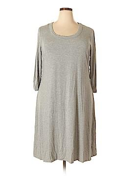 PREMISE Casual Dress Size 2X (Plus)