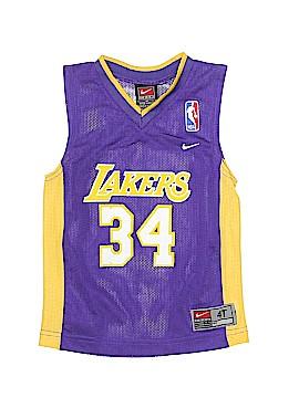 Nike Sleeveless Jersey Size 4T