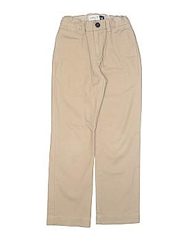 Gap Kids Khakis Size 7 (Slim)