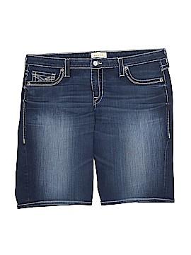 Big Star Denim Shorts 34 Waist