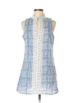 Rock Flower Paper Casual Dress Size M