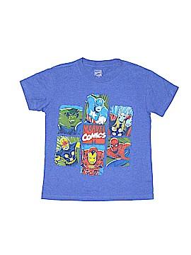 Marvel Short Sleeve T-Shirt Size 7