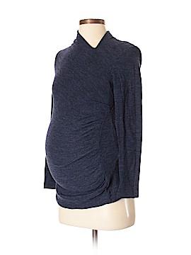 NOM Long Sleeve Top Size XS (Maternity)
