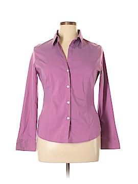 New Balance Long Sleeve Button-Down Shirt Size XL
