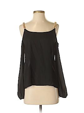 Love J Long Sleeve Blouse Size S