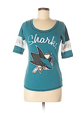 NHL 3/4 Sleeve T-Shirt Size M