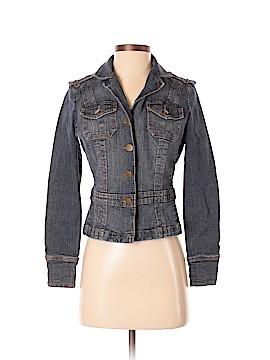 Casual Corner Annex Denim Jacket Size P